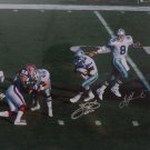 Emmitt Smith and Troy Aikman Autographed signed 8X10 Photo Picture REPRINT