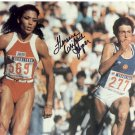 FLORENCE GRIFFITH JOYNER Autographed signed 8X10 Photo Picture REPRINT