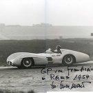 HANS HUGO HARTMANN Autographed signed 8x10 Photo Picture REPRINT