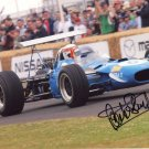 JACKIE STEWART  Autographed signed 8x10 Photo Picture REPRINT