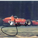 JACKY ICKX  Autographed signed 8x10 Photo Picture REPRINT