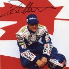 JACQUES VILLENEUVE Autographed signed 8x10 Photo Picture REPRINT