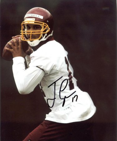 JASON CAMPBELL Autographed signed 8x10 Photo Picture REPRINT