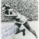 JESSE OWENS Autographed signed 8x10 Photo Picture REPRINT