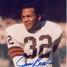JIM BROWN Autographed signed 8x10 Photo Picture REPRINT