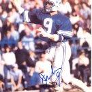 JIM MCMAHON Autographed signed 8x10 Photo Picture REPRINT