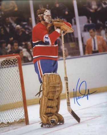 KEN DRYDEN Autographed signed 8x10 Photo Picture REPRINT