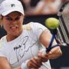 KIM CLIJSTERS Autographed signed 8x10 Photo Picture REPRINT