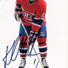 Muller Kirk Autographed signed 8x10 Photo Picture REPRINT