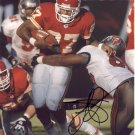 LARRY JOHNSON Autographed signed 8x10 Photo Picture REPRINT