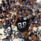 LYNN SWANN Autographed signed 8x10 Photo Picture REPRINT