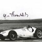 MANFRED VON BRAUCHITSCH Autographed signed 8x10 Photo Picture REPRINT