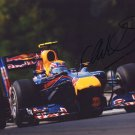 MARK WEBBER Autographed signed 8x10 Photo Picture REPRINT