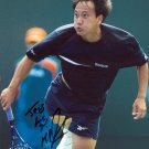MICHAEL CHANG Autographed signed 8x10 Photo Picture REPRINT