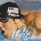 MICHAEL PHELPS Autographed signed 8x10 Photo Picture REPRINT