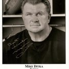 MIKE DITKA Autographed signed 8x10 Photo Picture REPRINT