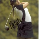 NATALIE GULBIS Autographed signed 8x10 Photo Picture REPRINT