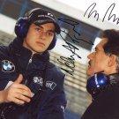 NELSON PIQUET Autographed signed 8x10 Photo Picture REPRINT