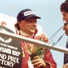 NIKI LAUDA Autographed signed 8x10 Photo Picture REPRINT