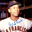 ORLANDO CEPEDA Autographed signed 8x10 Photo Picture REPRINT