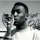 PELE Autographed signed 8x10 Photo Picture REPRINT