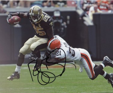 REGGIE BUSH Autographed signed 8x10 Photo Picture REPRINT