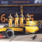 ROBERT KUBICA Autographed signed 8x10 Photo Picture REPRINT