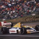 THIERRY BOUTSEN Autographed signed 8x10 Photo Picture REPRINT