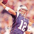 TOM BRADY Autographed signed 8x10 Photo Picture REPRINT