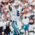 TROY AIKMAN Autographed signed 8x10 Photo Picture REPRINT