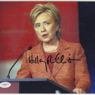 HILLARY CLINTON Autographed signed 8x10 Photo Picture REPRINT
