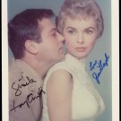 TONY CURTIS & JANET LEIGH Autographed signed 8x10 Photo Picture REPRINT