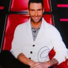 ADAM LEVINE MAROON 5 Autographed signed 8x10 Photo Picture REPRINT