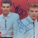 EVERLY BROTHERS Autographed signed 8x10 Photo Picture REPRINT