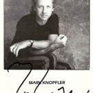 MARK KNOPPFLER DIRE STRAITS Autographed signed 8x10 Photo Picture REPRINT