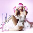 NICKI MINAJ Autographed signed 8x10 Photo Picture REPRINT