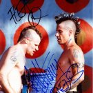 RED HOT CHILLI PPEPPERS Autographed signed 8x10 Photo Picture REPRINT