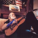 WILLIE NELSON Autographed signed 8x10 Photo Picture REPRINT