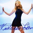 KRISTANNA LOKEN Autographed signed 8x10 Photo Picture REPRINT