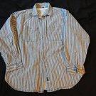 SERIES 9000 Long Sleeve Casual Shirt Size XL