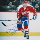 Original DAVE CHRISTIAN NHL Signed Autographed 8X10 Photo Picture w/COA