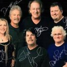 Original JEFFERSON STARSHIP PAUL KANTNER Signed Autograph ALL6 13x19 Photo Pict