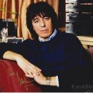 Original BILL WYMAN  ROLLING STONES Signed Autographed 8X10 Photo Picture w/COA