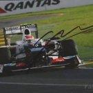 ORIGINAL SERGIO PEREZ F1 Pilot Signed Autographed 5X7 Photo Picture w/COA
