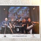Steppenwolf JOHN KAY Original Signed Autographed 8X10 Color Photo Picture w/COA