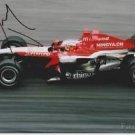 ORIGINAL TIAGO MONTEIRO F1 Pilot Signed Autographed 5X7 Photo Picture w/COA