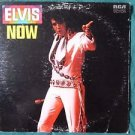 "ELVIS PRESLEY  ""ELVIS NOW""  Vinyl 12""  LP  LSP-4671"