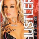 Original Adult Porn Star KAYDEN KROSS Signed Autograph 8X10 Photo Pic wCOA