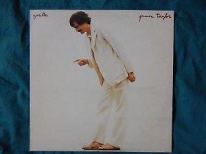 "JAMES TAYLOR  ""GORILLA""  Vinyl 12"" LP  BS 2866"