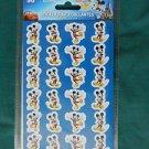 Original 96pcs  DISNEY Autocollants Stickers pad /Scrapbook Sticker